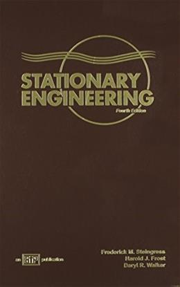 Stationary Engineering, by Frost, 4th Edition 4 w/CD 9780826943279