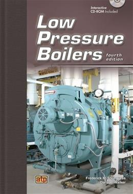 Low Pressure Boilers, by Steingress, 4th Edition 4 PKG 9780826943651