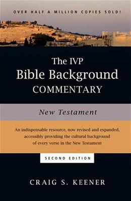 IVP Bible Background Commentary: New Testament, by Keener, 2nd Edition 9780830824786