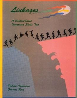 Linkages: A Content Based Integrated Skills Text, by Connerton 9780838439555