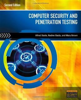 Computer Security and Penetration Testing 2 9780840020932