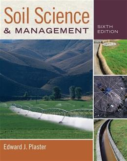 Soil Science and Management 6 9780840024329