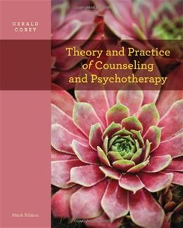 Theory and Practice of Counseling and Psychotherapy 9 9780840028549