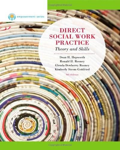 Direct Social Work Practice: Theory and Skills, 9th Edition (Brooks / Cole Empowerment Series) 9780840028648