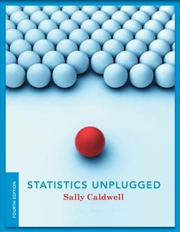 Statistics Unplugged 4 9780840029430
