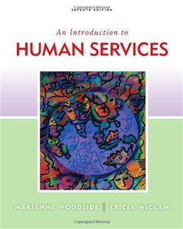 Introduction to Human Services 7 9780840033710
