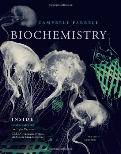 Biochemistry (Available Titles OWL) 7 9780840068583