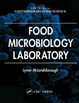 Food Microbiology Laboratory, by McLandsborough 9780849312670