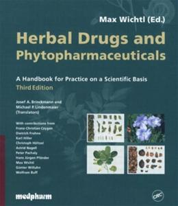 Herbal Drugs and Phytopharmaceuticals, by Wichtl 9780849319617