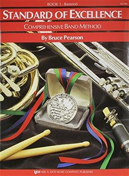 W21BN - Standard of Excellence Book 1 Bassoon (Standard of Excellence Series) 0 9780849759284