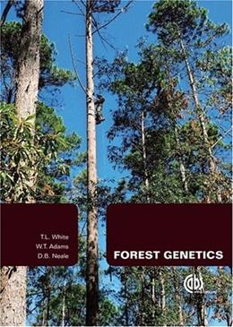Forest Genetics, by White 9780851993485