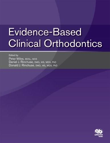 Evidence-Based Clinical Orthodontics 9780867155648