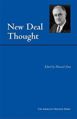 New Deal Thought, by Zinn 9780872206854
