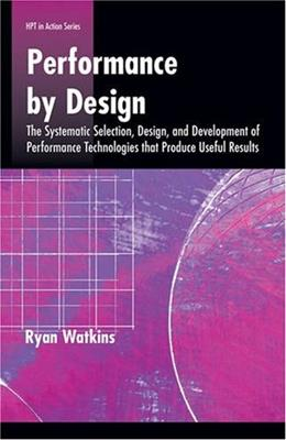 Performance by Design, by Watkins 9780874259490