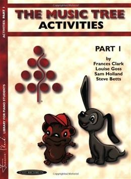 The Music Tree Activities (Part 1) (Music Tree (Summy)) Part A 9780874879506