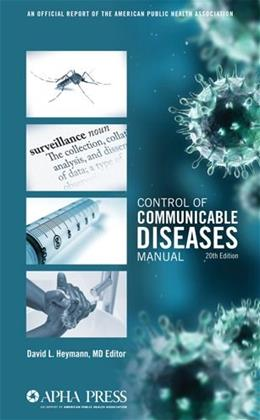 Control of Communicable Diseases Manual 20 9780875530185