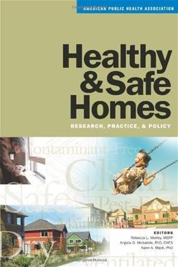 Healthy and Safe Homes: Research, Practice, and Policy, by Morley 9780875531977