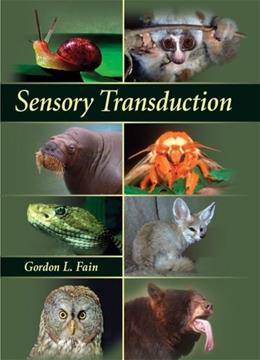 Sensory Transduction, by Fain 9780878931712