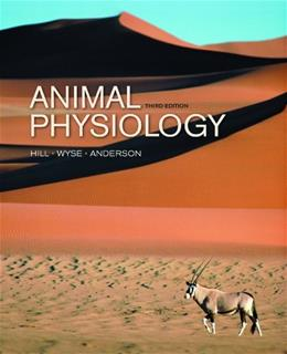 Animal Physiology, Third Edition 3 9780878935598