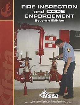 Fire Inspection and Code Enforcement 7 9780879393489