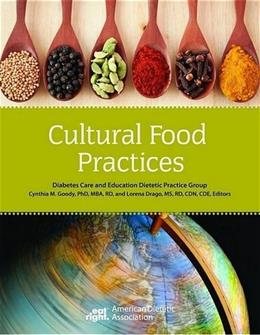 Cultural Food Practices, by Gody BK w/CD 9780880914338