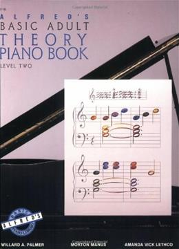 Alfreds Basic Adult Theory Piano Book Level Two 0 9780882846378