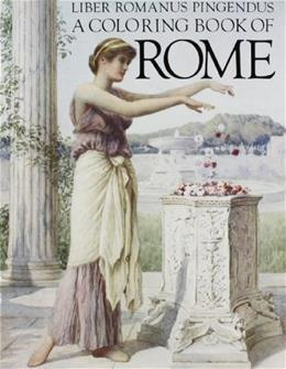 Rome -Coloring Book 9780883880616
