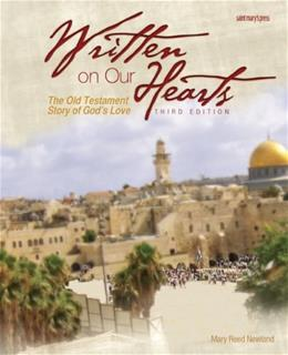 Written on Our Hearts: The Old Testament Story of God
