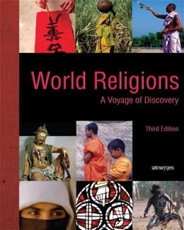 World Religions: A Voyage of Discovery, by Brodd, 3rd Edition 9780884899976