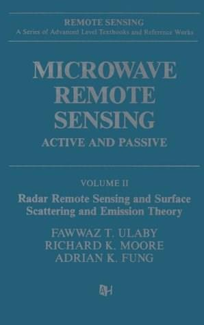 Radar Remote Sensing and Surface Scattering 9780890061916