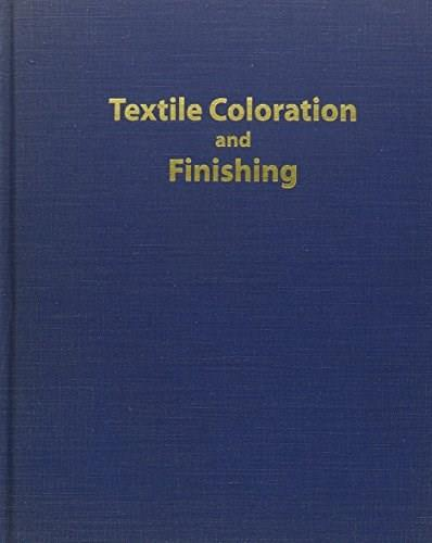 Textile Coloration and Finishing, by Perkins 9780890898857