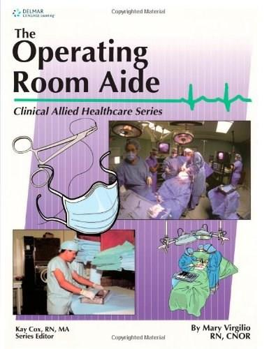 Operating Room Aide, by Virgilio 9780892624331