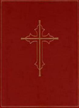 Altar Book containing Holy Eucharist Rites 1 and 2, by Guilbert 9780898690842