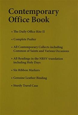 Contemporary Office Book: New Revised Standard Version Lea 9780898691887