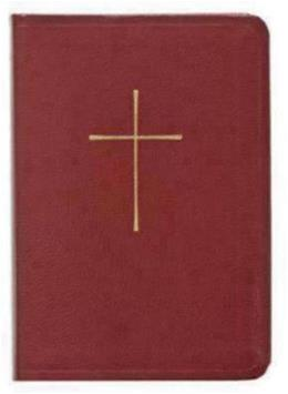 Prayer Book and Hymnal, by Church Publishing 9780898692433