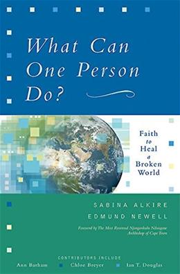 What Can One Person Do?: Faith to Heal a Broken World 9780898694987