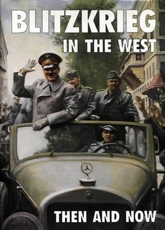 Blitzkrieg in the West (After the Battle) 9780900913686