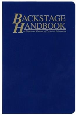 Backstage Handbook: An Illustrated Almanac of Technical Information, by Carter, 3rd Edition 9780911747393