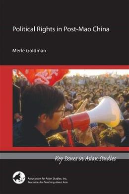 Political Rights in Post-Mao China 9780924304514
