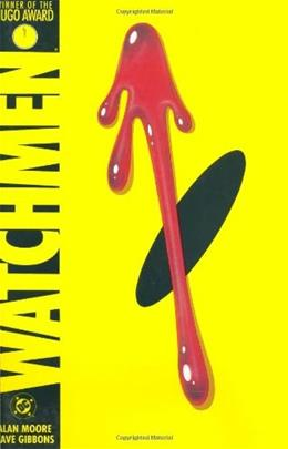 Watchmen, by Moore 9780930289232
