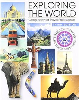 Exploring the World, by Starr, 3rd Edition 9780931202636