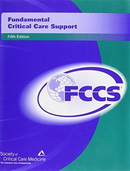 Fundamental Critical Care Support, by Society of Critical Care Medicine, 5th Edition 9780936145785