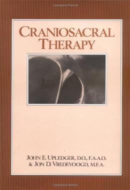 Craniosacral Therapy, by Upledger 9780939616015