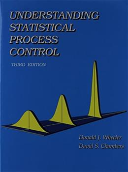 Understanding Statistical Process Control, by Wheeler, 3rd Edition 9780945320692
