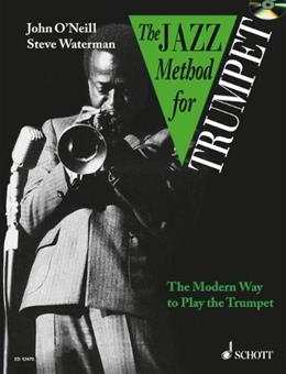 The Jazz Method for Trumpet (Tutor Book & CD) Pap/Com 9780946535255
