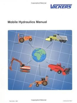 Mobile Hydraulics Manual, by Wood, 2nd Edition 9780963416254