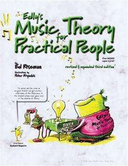 Edlys Music Theory For Practical People, by Rodeman, 3rd Edition 9780966161663