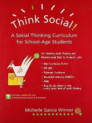 Think Social! (Book and CD) 9780970132048