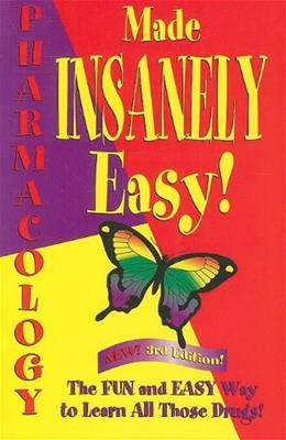 Pharmacology Made Insanely Easy, by Manning, 3rd Edition 9780976102960