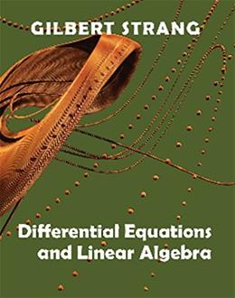 Differential Equations and Linear Algebra, by Strang 9780980232790